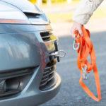 Особенности буксировки автомобилей