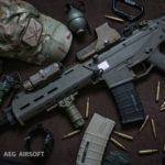 Страйкбольное оружие и его разновидности